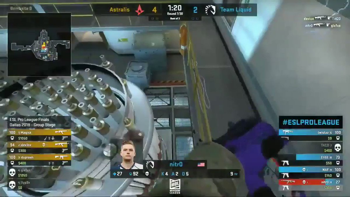Astralis's photo on #ESLProLeague