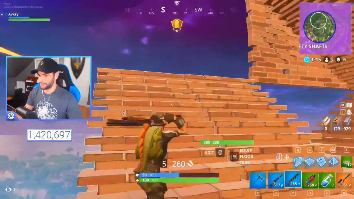 The greatest save of all time credit @Avxry