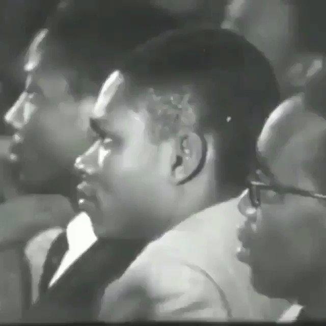 We got it Brother Milk. Watch. #MalcolmX