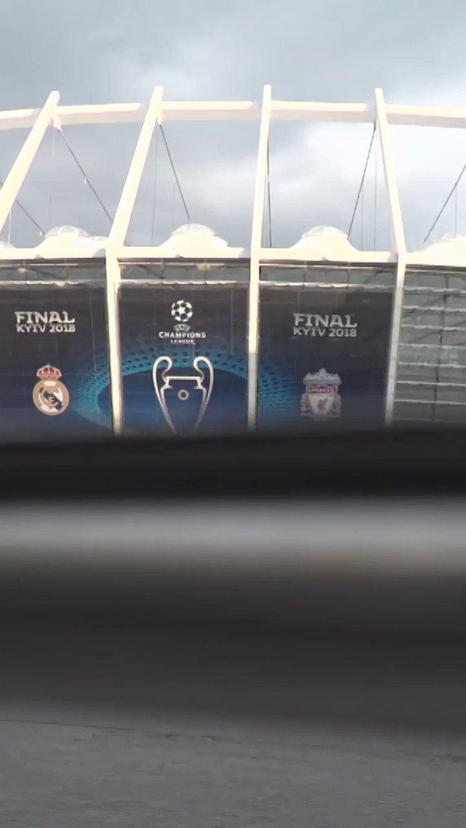 One week today...#UCLfinal 👊🔴  #WeAreLiverpool