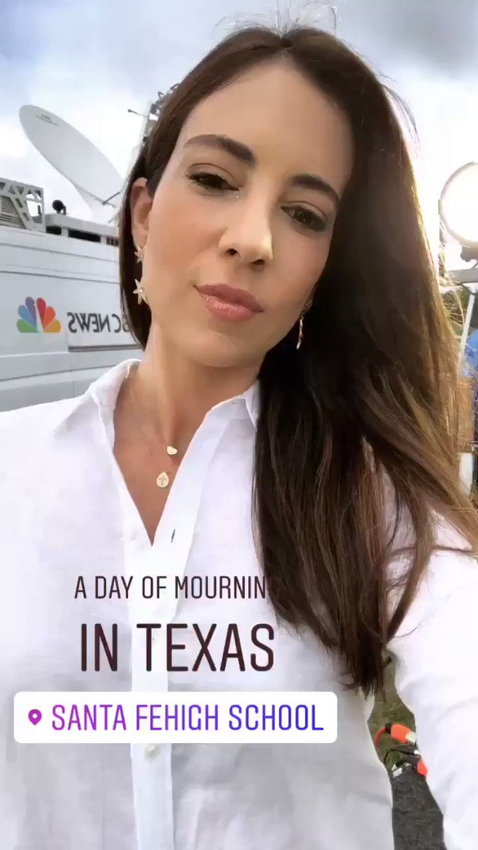 We continue to cover the shooting in #SantaFeHigh @MSNBC. On this Sunday of mourning and reflection, Sabika Sheikh, the Pakistani exchange student, will be buried later today