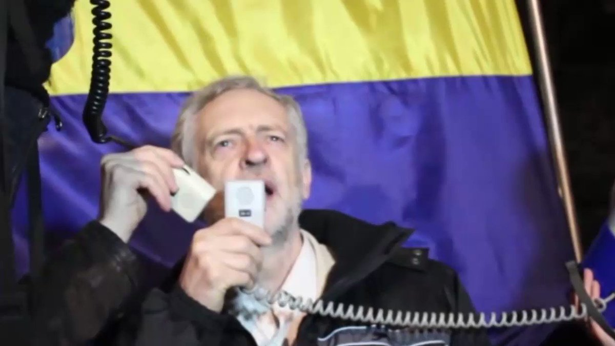 WATCH | Jeremy Corbyn once called socialist hellhole Venezuela an inspiration. Nasty rigged elections this weekend (which were totally denounced by the international community) gave far-left tyrant Nicolás Maduro another term. Disgusting!  Support us at leave.eu/get-involved