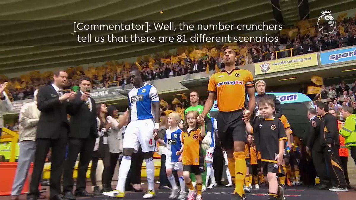 There was relegation relief all around #OnThisDay in 2011 as @Wolves & @Rovers beat the ⬇️