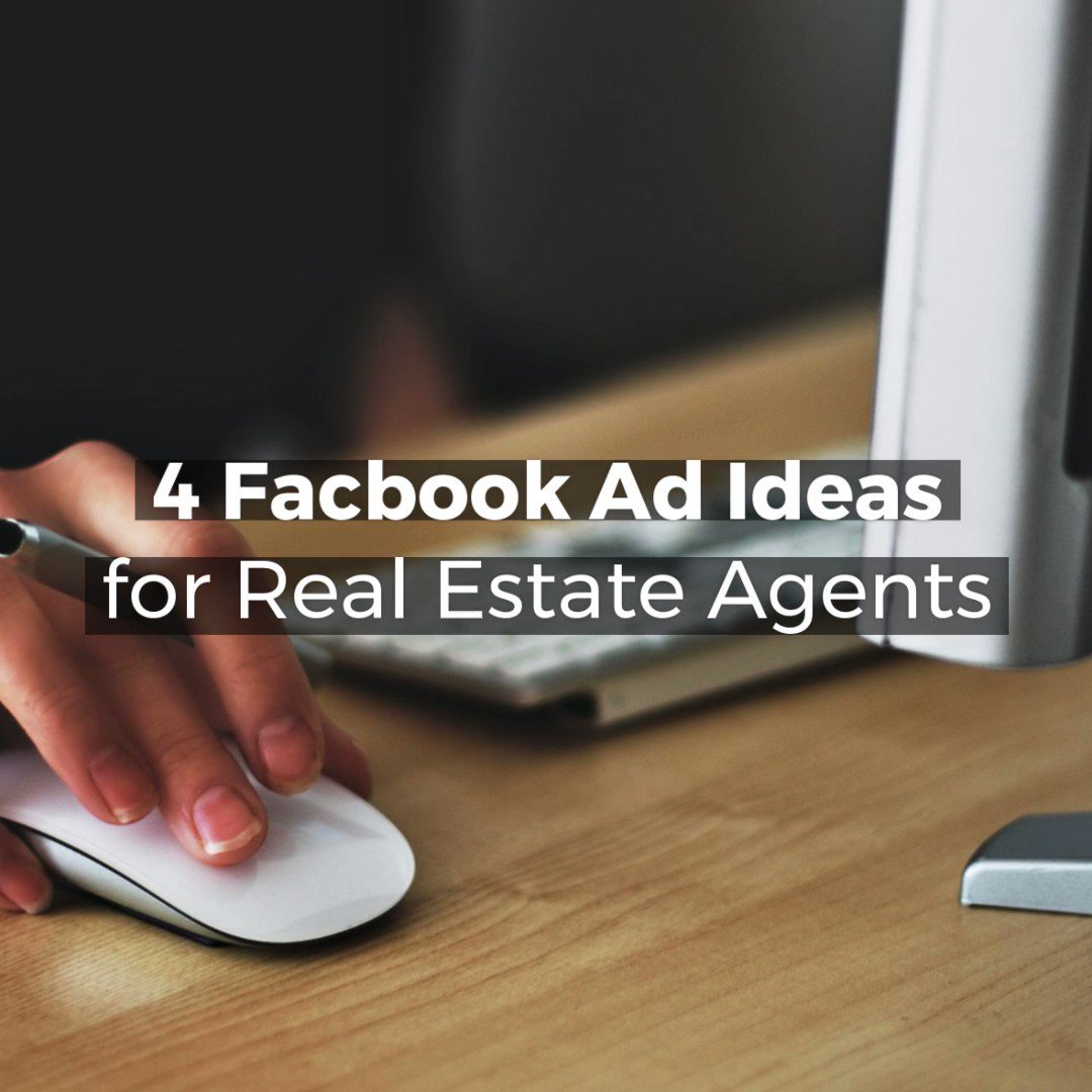 Have you been using Facebook ads for your business? Check out these 4 Content Pieces Worthy of a Facebook Ad for Real Estate Agents ➜ https://t.co/nN1zAUhrNs