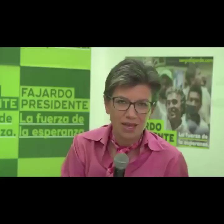 """Fórmula de """"transparencia"""" electoral de la candidata Claudia López (Embolaten la cédula de la tía uribista) https://t.co/dPLZqlMG4Q"""
