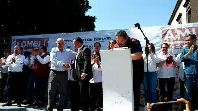 Santiago Nieto, extitular de la Fepade, se integra al equipo de AMLO