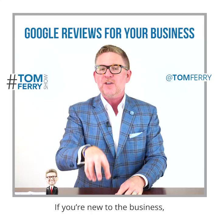 In an age where social proof is so essential to success, how do new agents stand a chance? I'll answer that question, telling you where to focus and who to ask, so you can begin building this critical component of your business. Check out the #TomFerryShow https://t.co/OnzVMomCnb