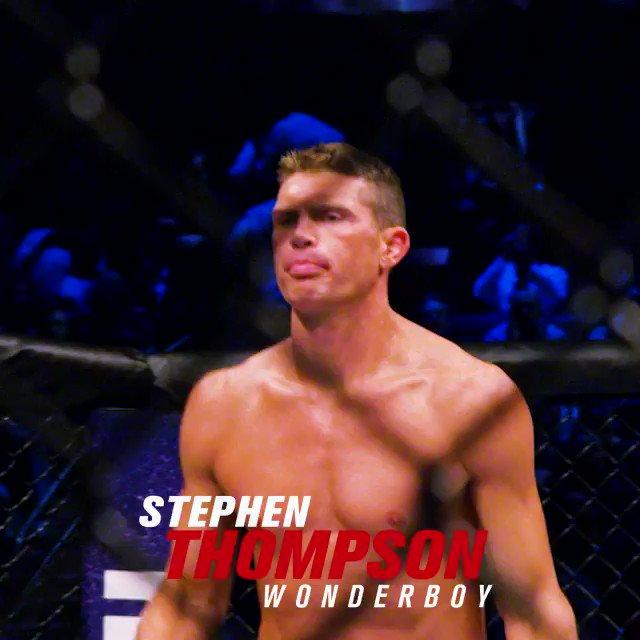 Este DOMINGO 27 de mayo #UFCLiverpool  . . @WonderboyMMA vs @darrentill2 ¿A quién tienes? https://t.co/qIuF2AC8PO