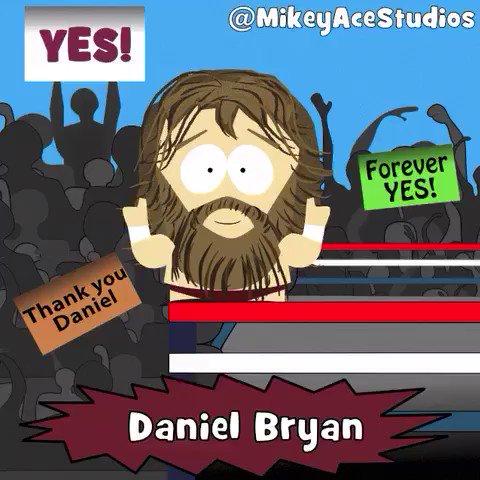 Happy Birthday Daniel Bryan!