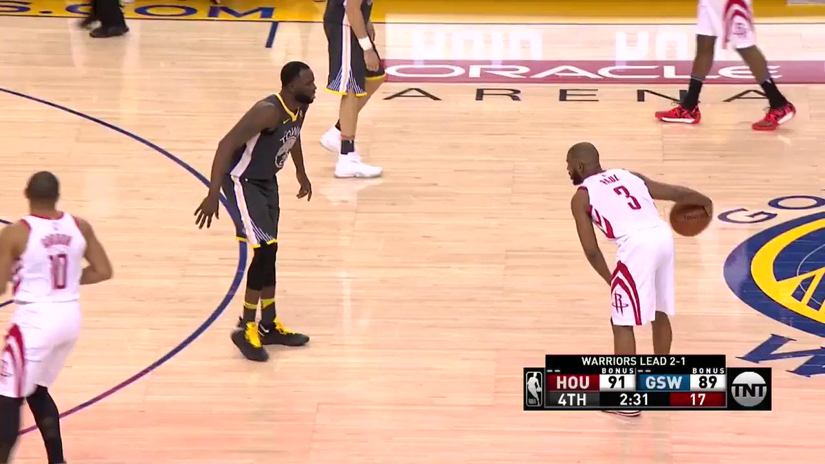 Eric Gordon big time trey!  #Rockets 94 | #DubNation 91  1:30 to play on @NBAonTNT https://t.co/eSM9CE9aFU