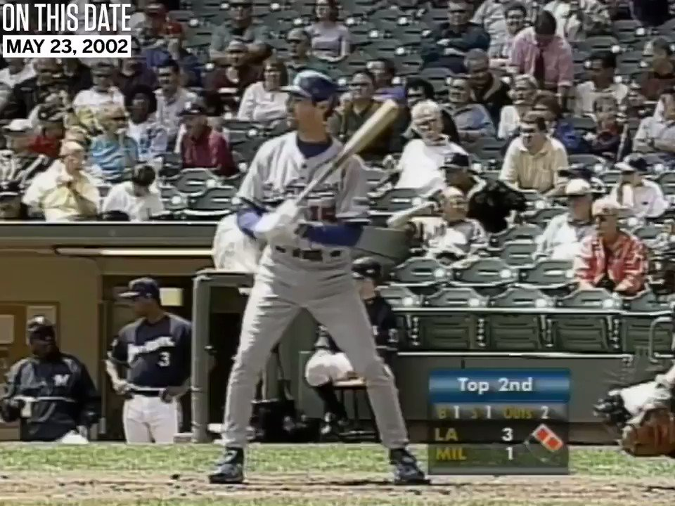 On this date: Shawn Green did THIS ...  6-for-6  4 HR 19 total bases https://t.co/DSYPYYftPN
