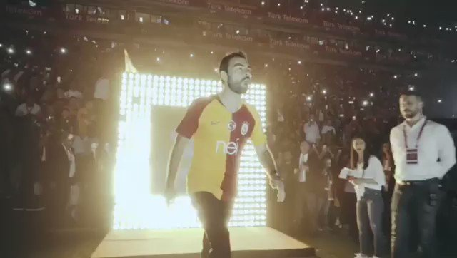 🦁🏆🇧🇷🇹🇷 #thanks #Galatasaray
