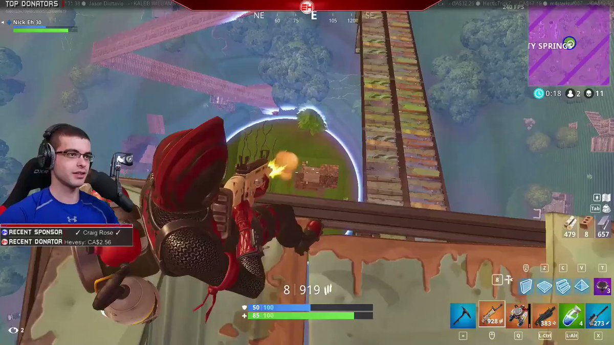 This is the greatest jetpack play of all time credit @NickEh30