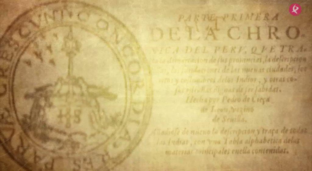 No está claro si fue a los 13 o a los 15 años, pero la aventura americana de Pedro Cieza de León comenzó siendo un niño. ¿Sabes por qué?🤔▶️🔈 #EXN https://t.co/vDsaQx6RBa