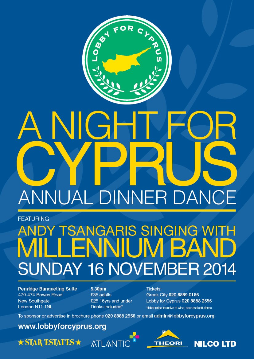 A Night for Cyprus