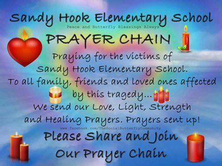 RT @sabuller: Sandy Hook Prayer Chain. Please pass on. #catholicedchat #catholiced http://pic.twitter.com/1X5fynX1