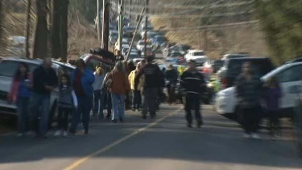 CBS: Shooter went from room to room firing shots at #Newtown, CT school http://bit.ly/WbG8GR http://pic.twitter.com/tIiGN8WA