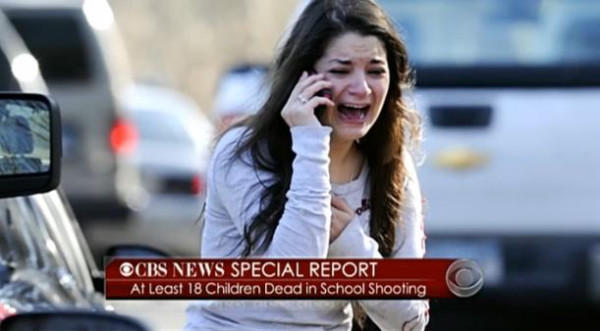 """@iTweetFacts: This photo captures the true emotion of what has happened in #Newtown, Connecticut. #PrayForNewton http://pic.twitter.com/ZPrlscNq"""