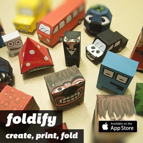 I've just started using #foldify for #ipad, it's cool! http://foldifyapp.com