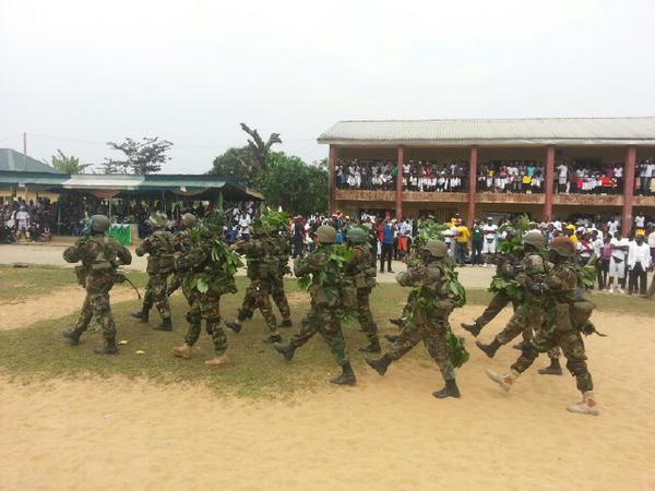 Bayelsa Camp Carnival http://t.co/kwyGuLmt