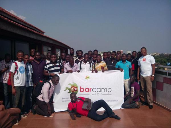 Barcamp Lome (Togo) 2012