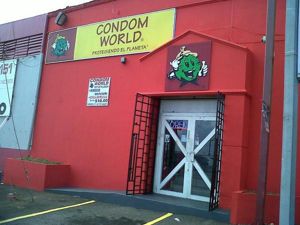 Condom World Aguadilla