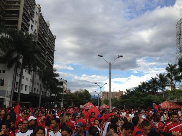 Minuto a Minuto Millonarios vs Medellín