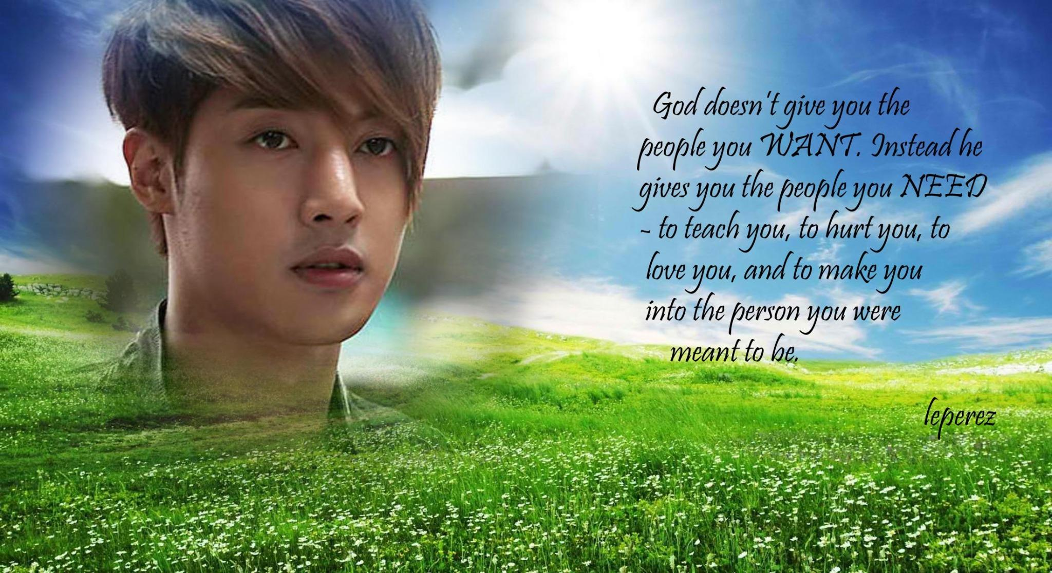 Kim Hyun Joong Yes i Will Meant For Kim Hyun Joong