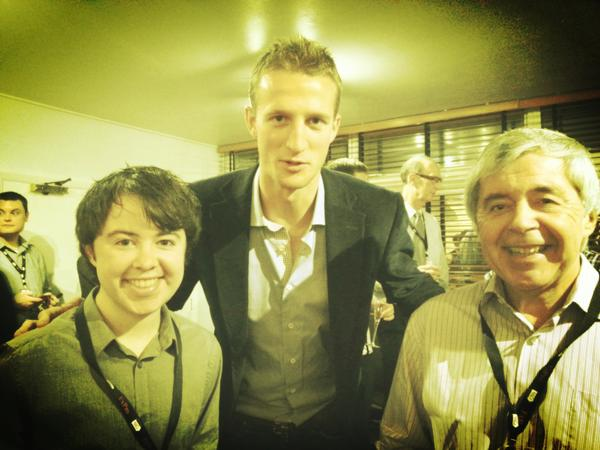 Me and Daddio met big Brede Hangeland #ffc http://pic.twitter.com/f9IqV389