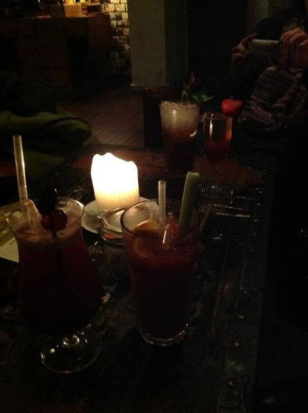 Catherine Esbester On Twitter A Raspberry Mojito Cherry Bakewell Blighty And Virgin Mary
