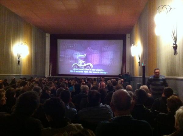 Thumbnail for Heropening Cinema De Keizer 18 december 2012