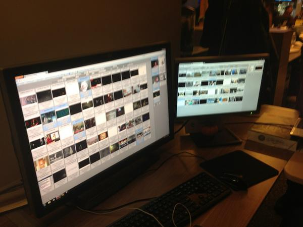 This is what @ustream content monitors watch to keep track of potentially objectionable streams #HacksHackers http://pic.twitter.com/2v1Ss7vP