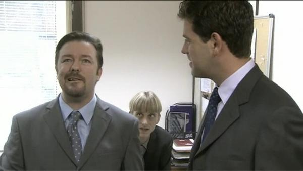 david brent dating grandad
