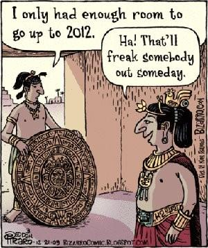 Maybe the End Isn't Near. Truth behind #Mayan calendar revealed... http://pic.twitter.com/swVogsiT