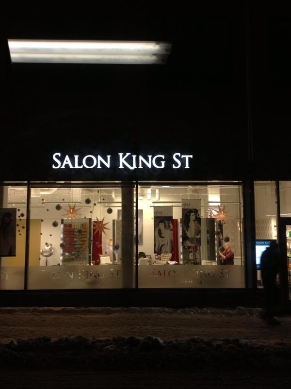 salon king uppsala