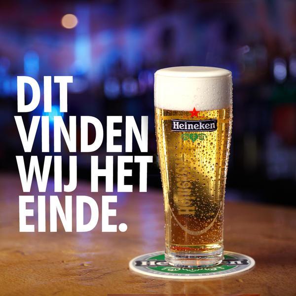Heineken nl on twitter wie had het over het einde van de wereld - Einde van de wereld meubilair ...