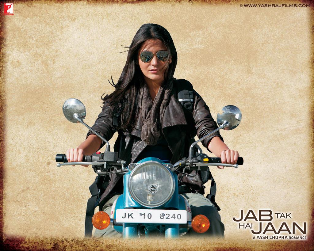 "Anushka Sharma FC on Twitter: ""Jab Tak Hai Jaan Poster #2 http://t ..."