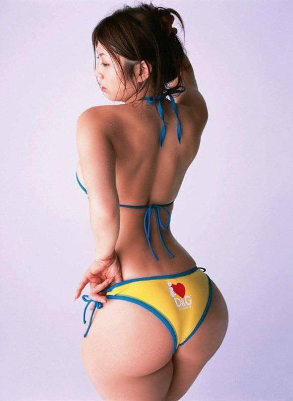 Big booty korean girls