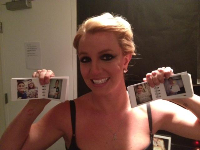 Twitter / britneyspears: Got these adorable bday books ...