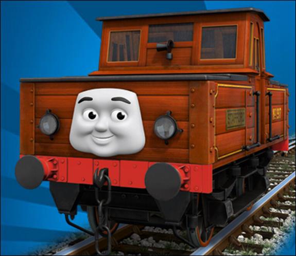 "টুইটারে marumo: ""機関車トーマスについに蓄電池機関車が登場 ..."