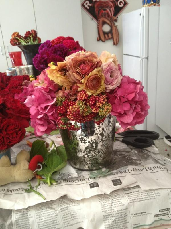 Tamera Mowry Housley On Twitter I Arranged This Flower Arrangement
