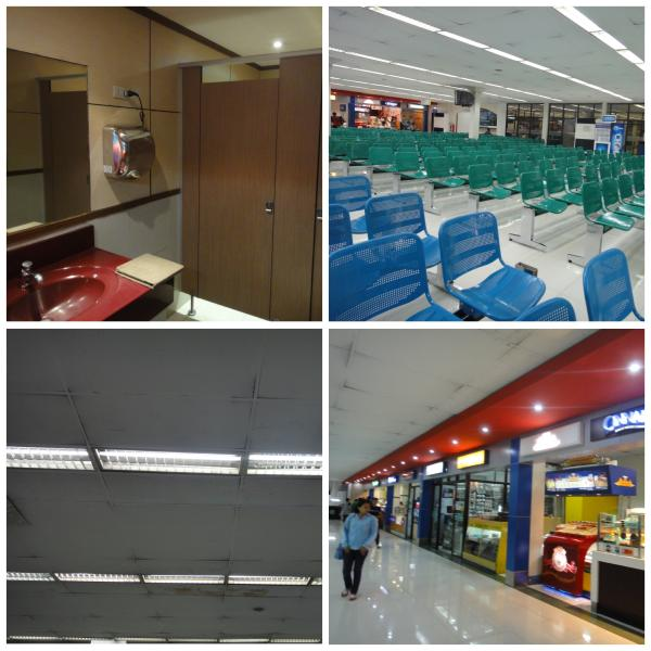 For me, not WORST AIRPORT. I can see that efforts made to make the airport clean & convenient. @MoreFunInThePHL http://t.co/Q9C9I1yl