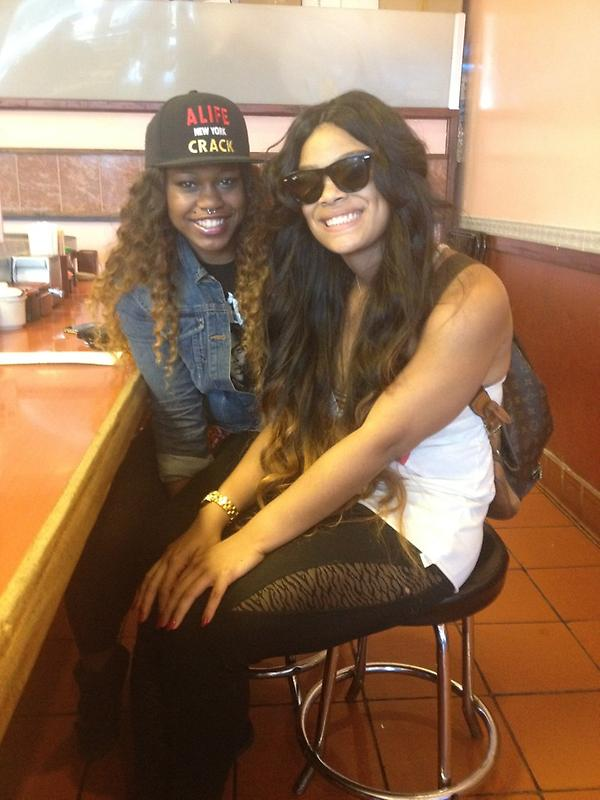 Mehgan James On Twitter Hanging Out With My Boo Lulu Luccivee
