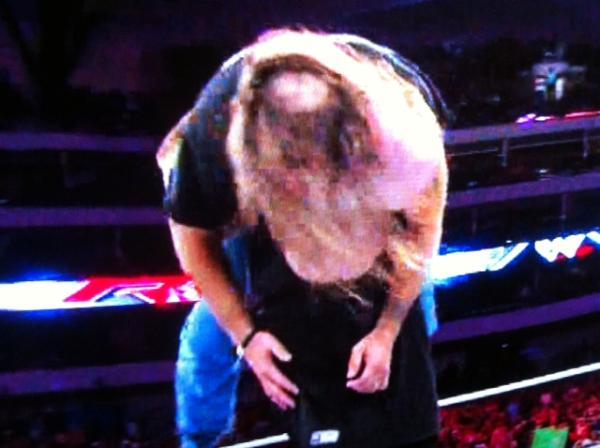 Shawn Michaels Bald
