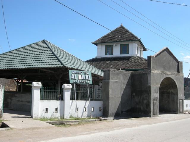 Kultwit Masjid Katangka Jejakislam Chirpstory
