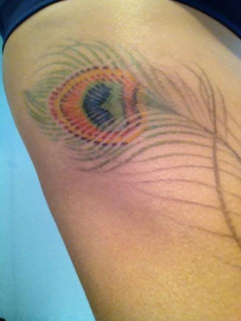 catherine bell tattoo