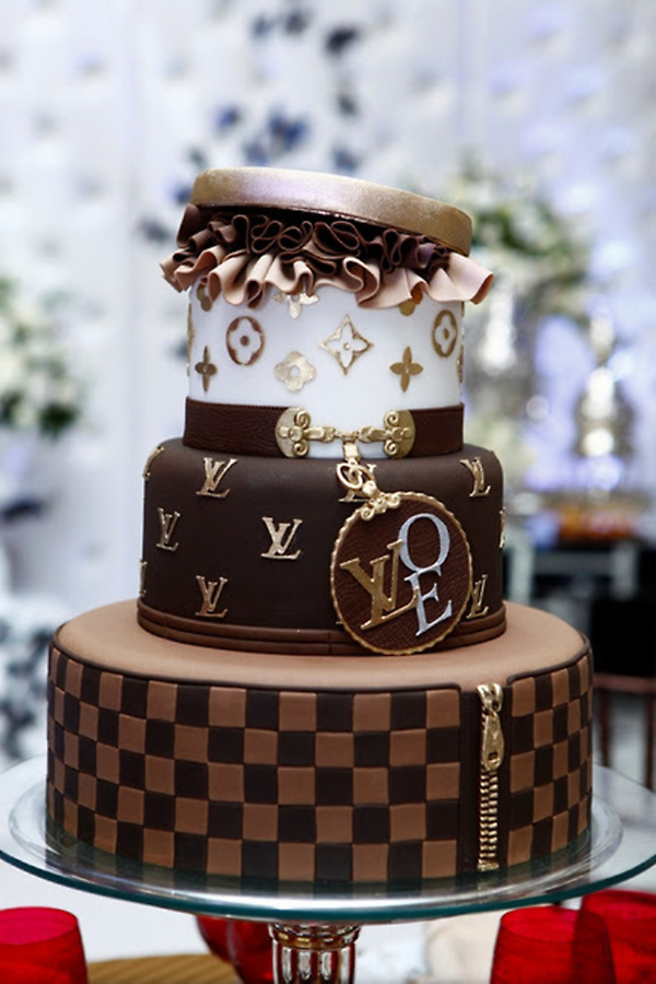 louis vuitton taart Food From Heaven on Twitter:
