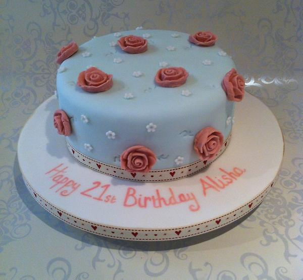 Remarkable Julie Gibson On Twitter Shabby Chic Birthday Cake Have Been Personalised Birthday Cards Cominlily Jamesorg