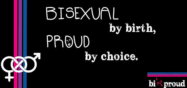 Bisexual by birth