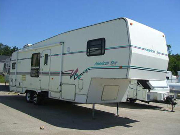Newmar American star 31rk Fifth wheel